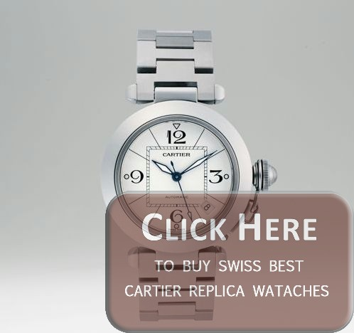 cartier pasha replica watches