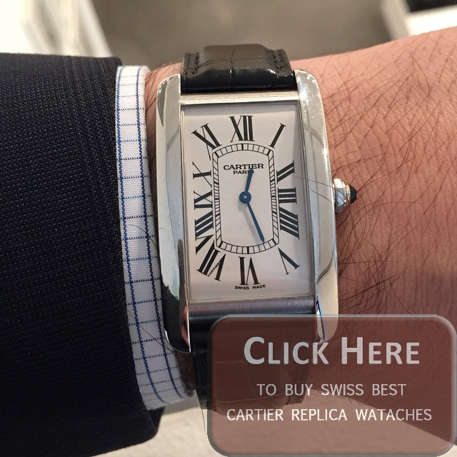 cartier tank americaine replica