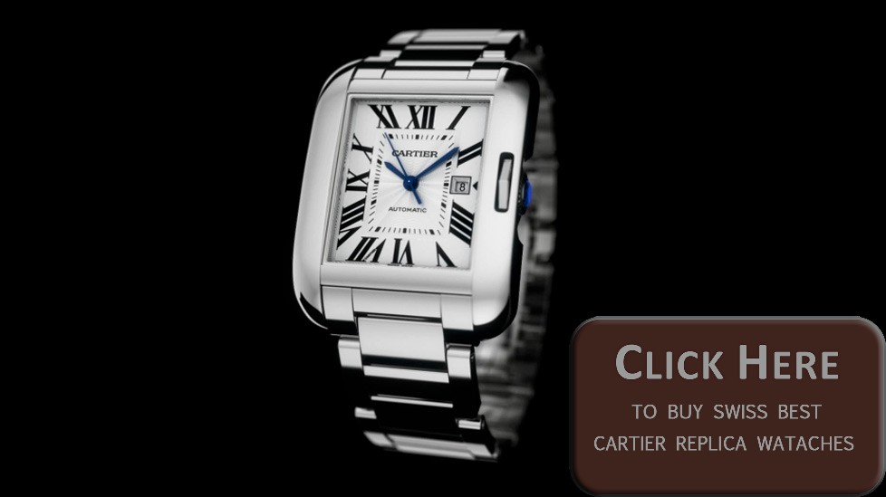 cartier tank anglaise replica watches